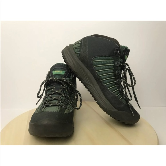 05d9d05d2f3b78 Teva Shoes - TEVA Womens Forge Hiking Ankle Boots Outdoors 9